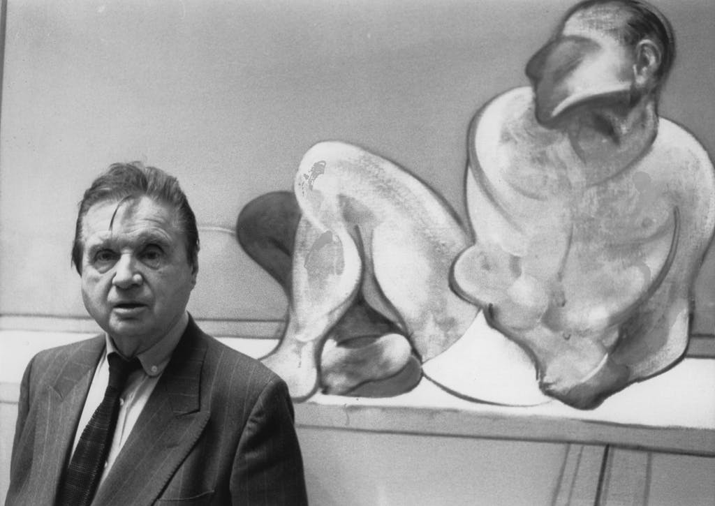 <strong>Being Francis Bacon</strong>. He lived with such intensity because death was a constant presence